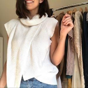 Banana Republic Turtle neck knit sweater